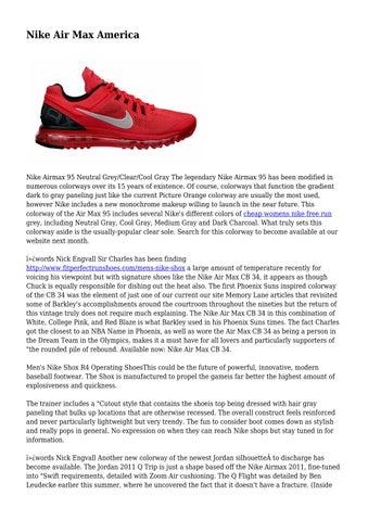 db8ab82ccc6e8 Nike Air Max America by spookyguy6820 - issuu