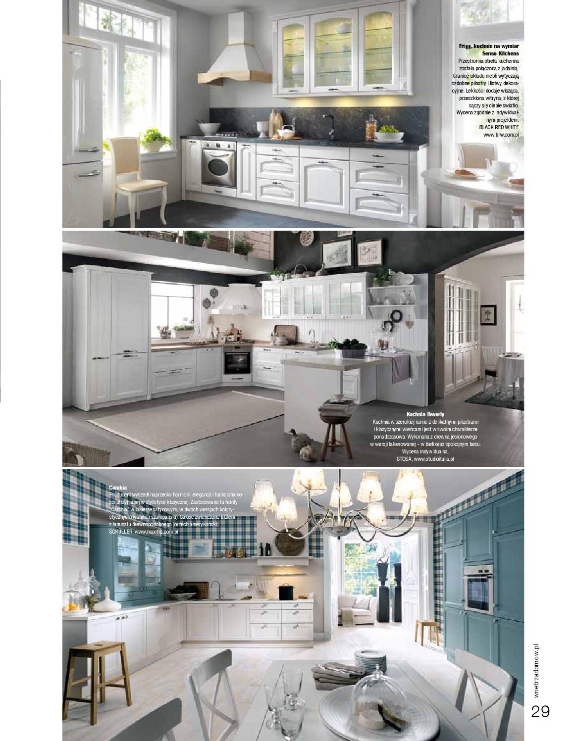 Kuchnie I łazienki 10 By Dobry Dom Issuu