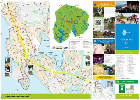 1touristmap english 5 2015 iisalmi by Jarmo Miettinen issuu