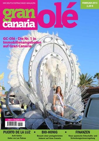 Gran Canaria Ole Februar 2015 By Montevino Issuu