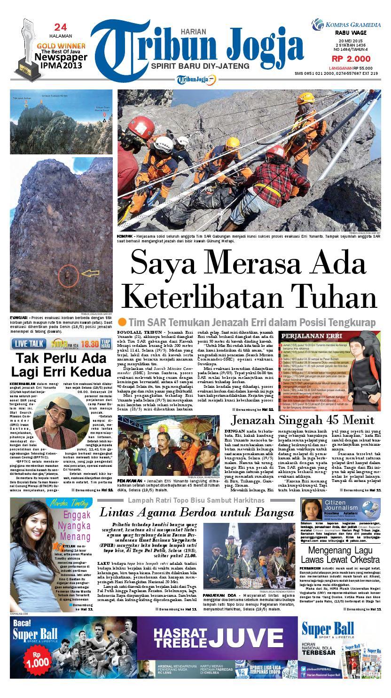 Tribunjogja 22 04 2015 By Tribun Jogja Issuu Sepatu Anak Bfirst Nova 3016008 20 05