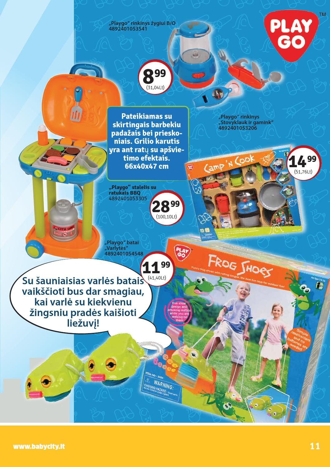 Baby City - Toy City catalogue by Kotryna Group - Issuu