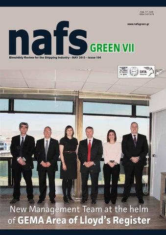 ce9b1649d294 Nafs may 2015 by NAFS magazine - issuu