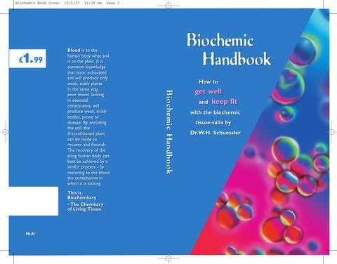 3c307c3300a1 Biochemic handbook - W.H. Schuessler by   wil ¤ União 13 ← - issuu
