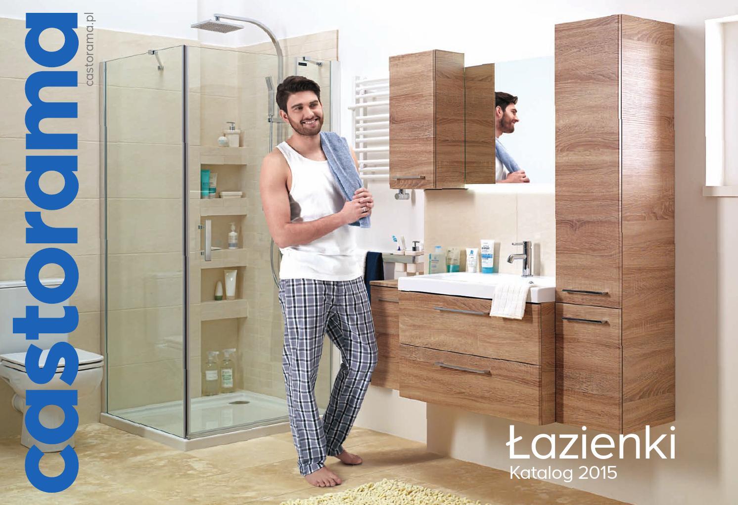 Castorama Katalog łazienki 2015 By Finmarket Issuu