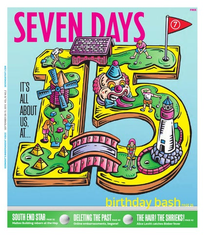 Seven Days September 8 2011 By