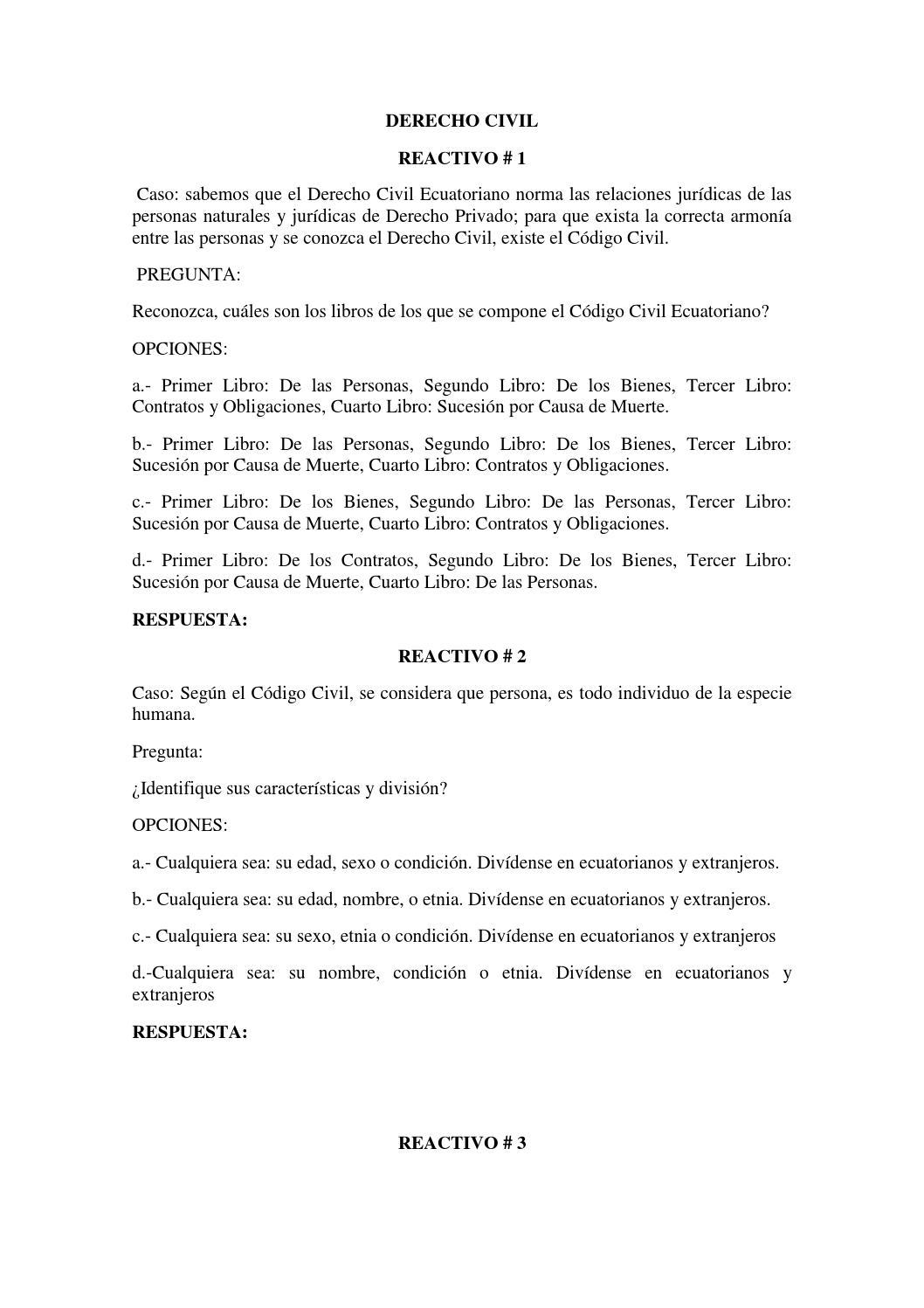 Reactivo dr ernesto vizacino by ERNESTO - issuu