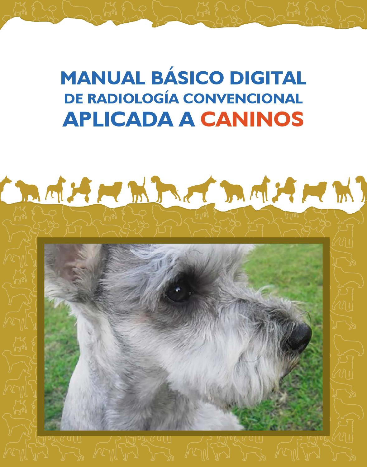 Manual Básico Digital de Radiologia Convencional Aplicada a Caninos ...