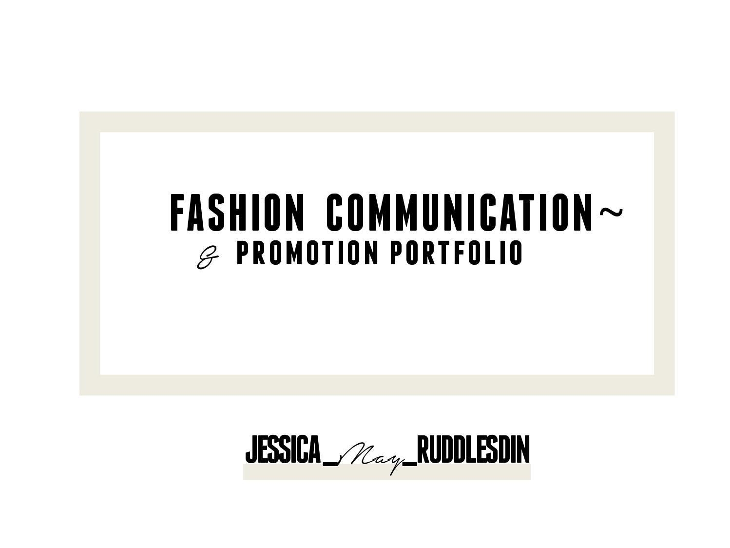 fashion and communication Course information course duration: one year course title: one year international post graduate programme in fashion with specialization in communication.