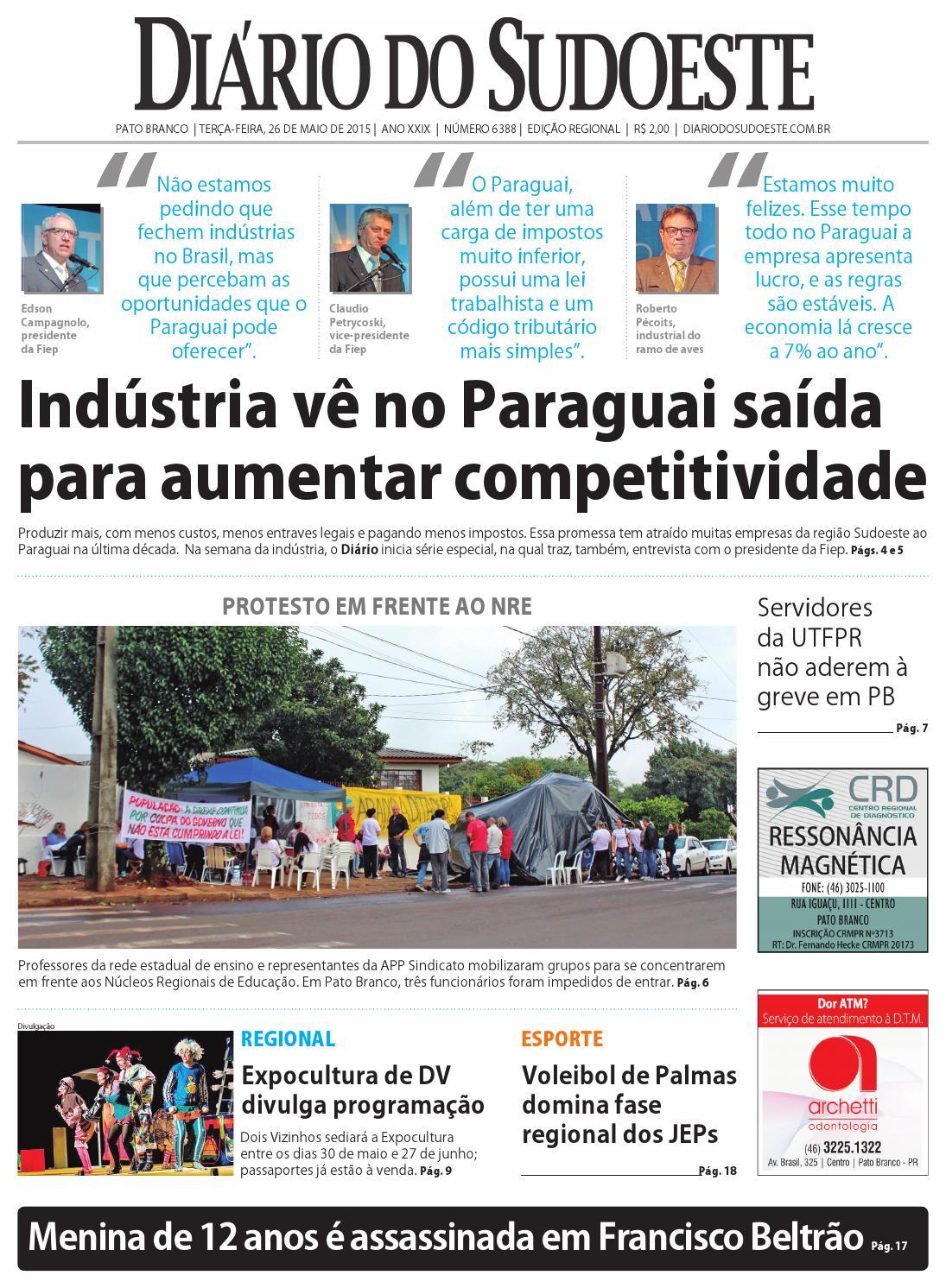 Diário do sudoeste 26 de maio de 2015 ed 6388 by Diário do Sudoeste - issuu fae13a8c917fd