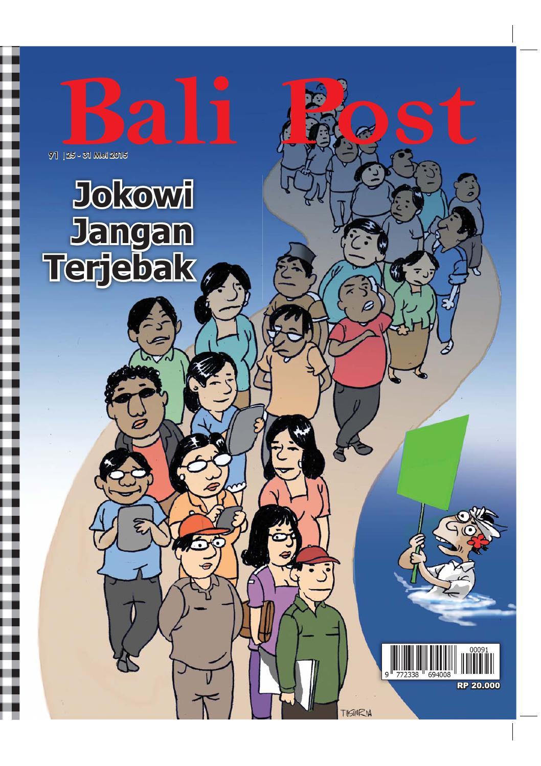 Majalah Balipost Edisi 91 By E Paper KMB Issuu