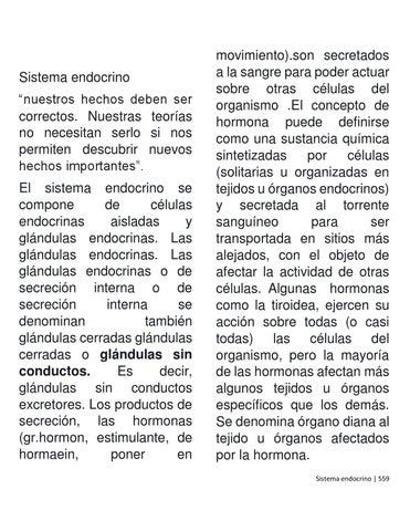 sistema endocrino by Daniel Lopez Vallejo - issuu
