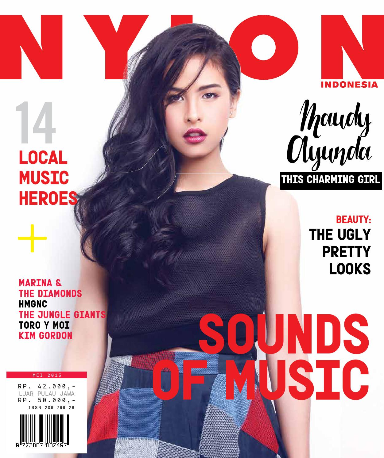 Nylon Indonesia May 2015 By Haris Juniarto Issuu