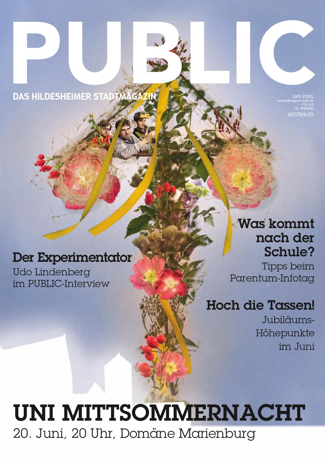 PUBLIC 06 2015 By HILDESHEIM