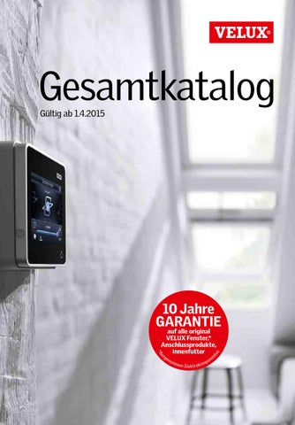 Velux Gesamtkatalog By Kaiser Design   Issuu