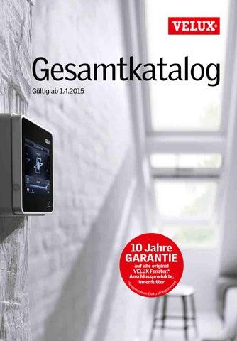Velux Gesamtkatalog By Kaiser Design   Issuu