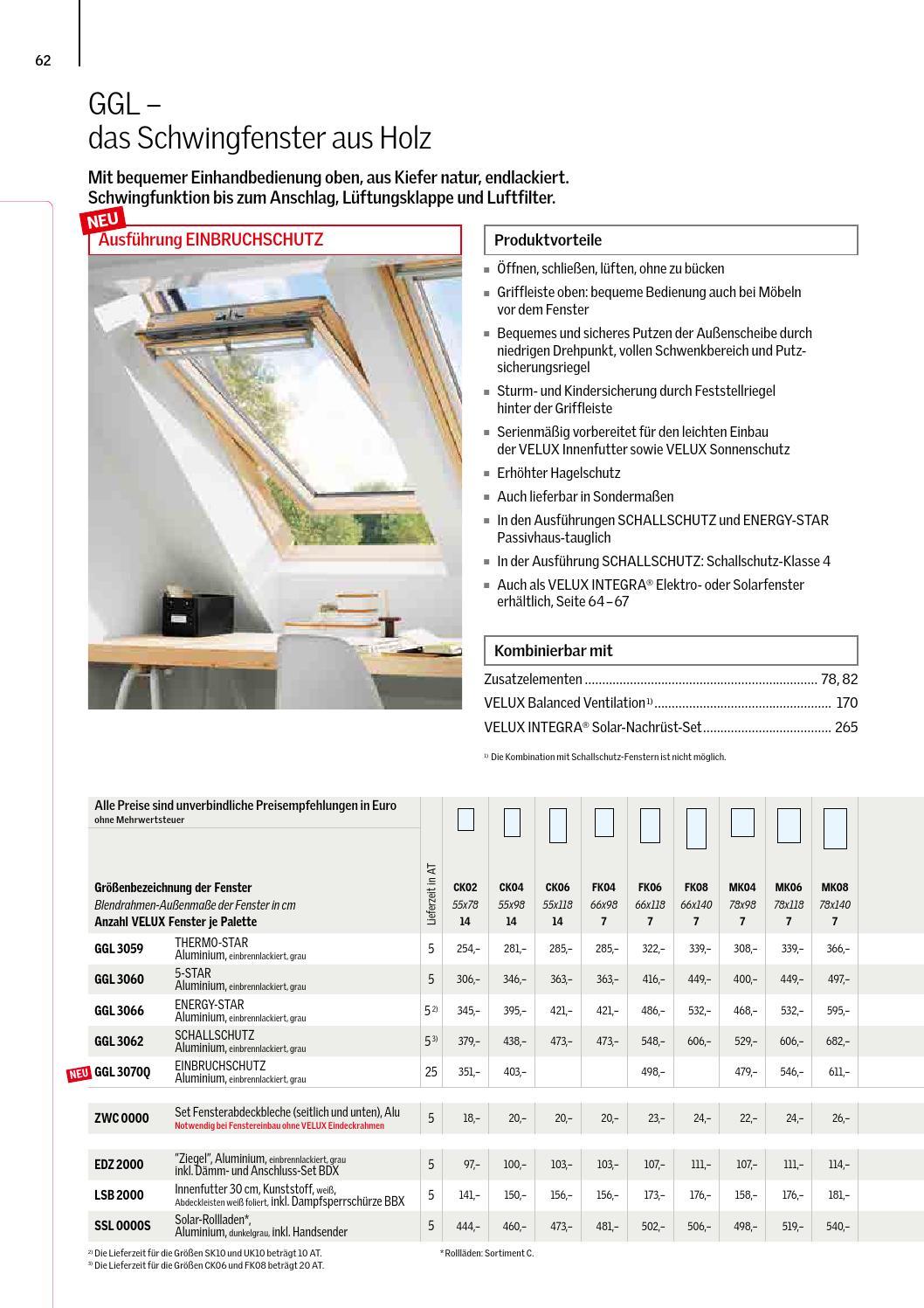 VELUX Dachfenster-Eindeckrahmen EDZ 2000 Aluminium grau BDX Dämm-/& Anschlussset
