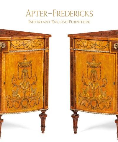 Apter Fredericks 2015 Brochure By Apter Fredericks   Issuu
