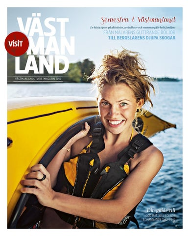 Visit Västmanland 2015 by 365 Publishing - issuu 34f5bb10b16d8