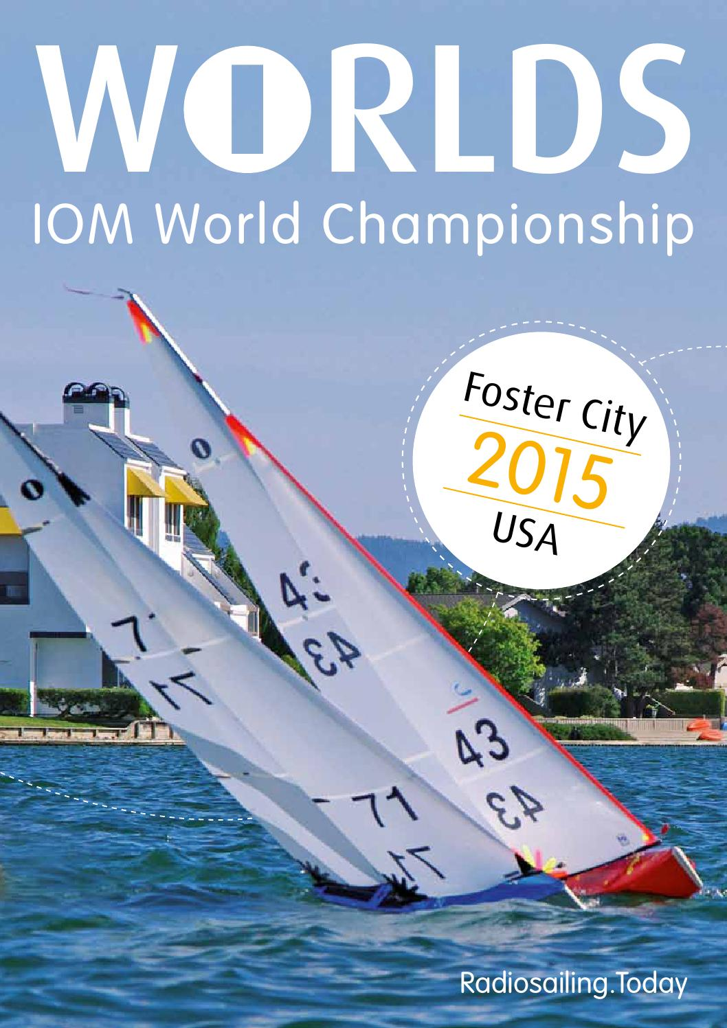 IOM Worlds Magazine by RadioSailing Today - issuu