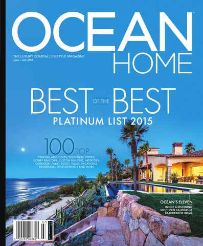 4f7cadf3356 Ocean Home June+July 2015 by Ocean Home Magazine - issuu