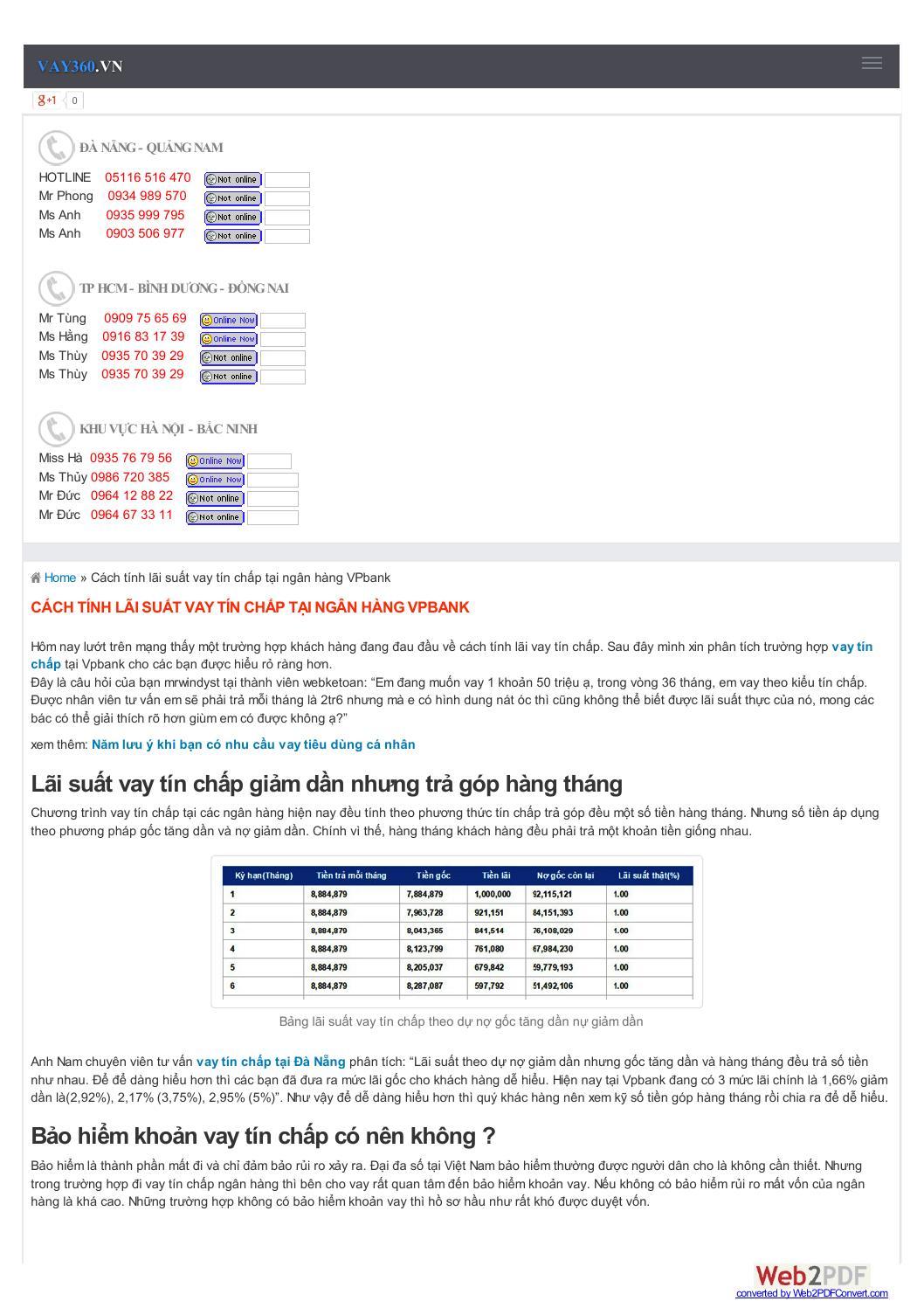 Cách tính lãi suất ngân hàng Vietcombank mà bạn cần nắm rõ