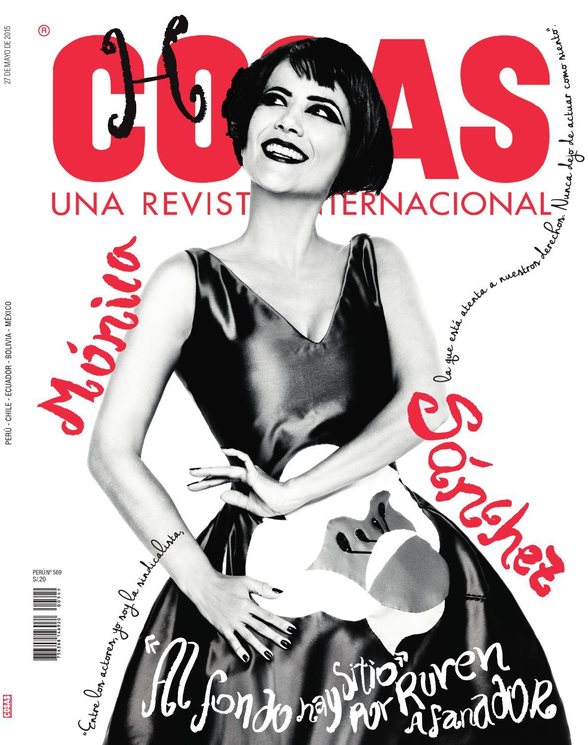 Revista COSAS - Edición 569 by Revista COSAS Perú - issuu b8fcdfe9444