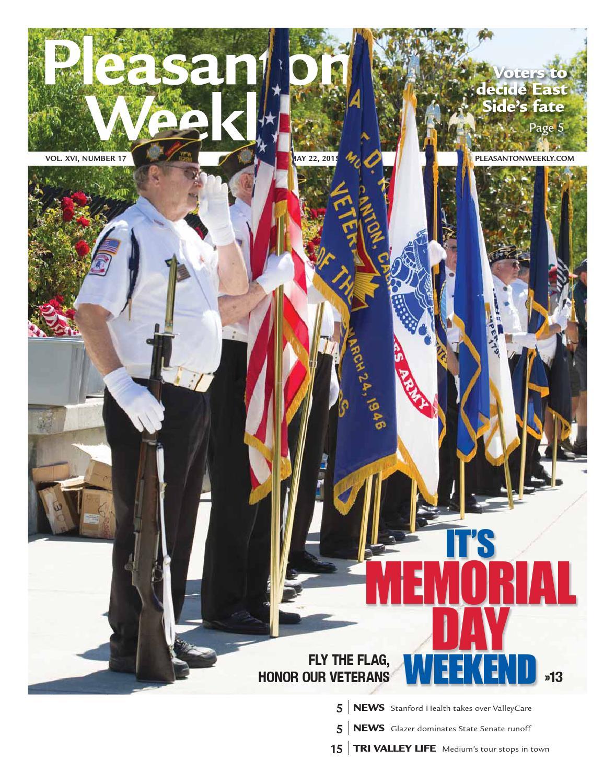 Pleasanton Weekly May 22, 2015 by Pleasanton Weekly - issuu