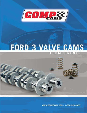 Competition Cams 26125-24 High Load Beehive Valve Springs for Ford 4.6L and 5.4L Modular 3 Valve Engines COMP Cams