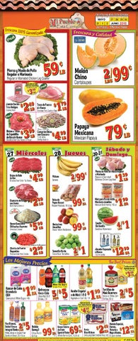 Mi Pueblo Weekly Ad By Mi Pueblo Food Centers Issuu