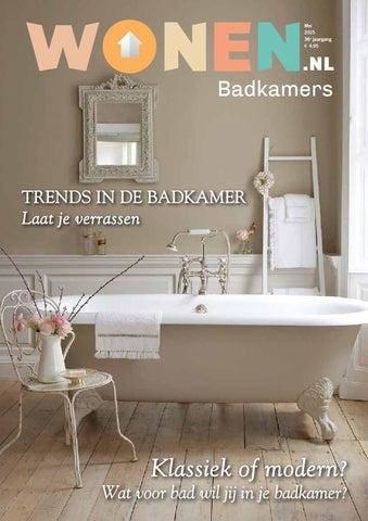 Badkamers by wonen media issuu - Badkamer plan m ...
