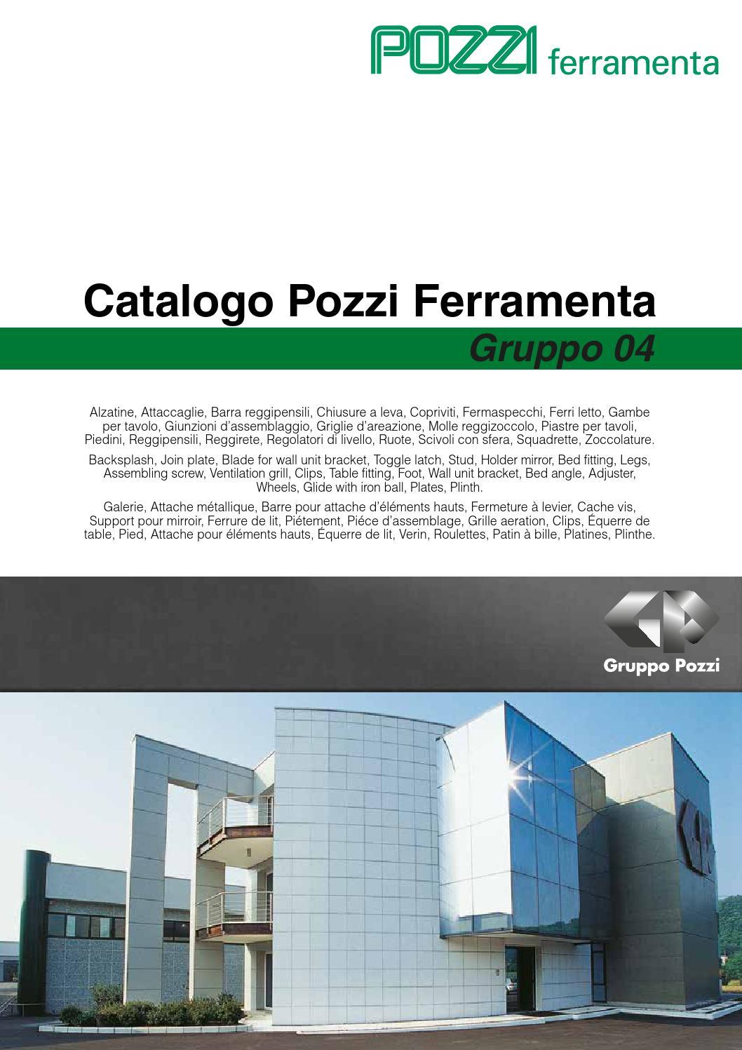 Pozzi ferramenta gruppo 04 by Minitec sas - Issuu