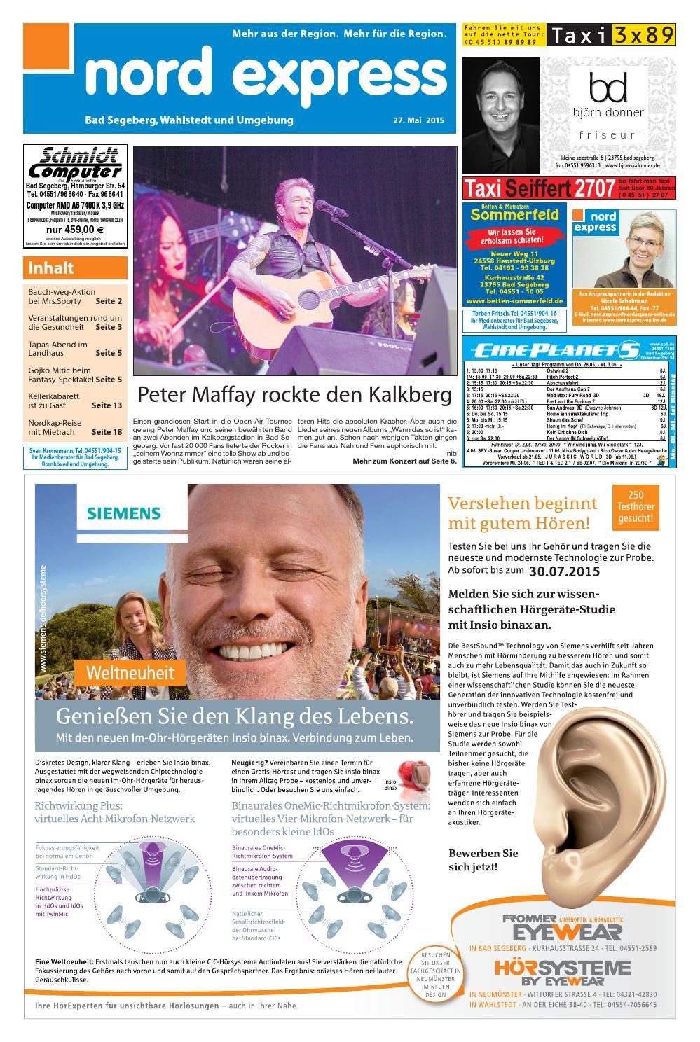 55d9b3c38cc903 nord express Segeberg by nordexpress-online.de - issuu