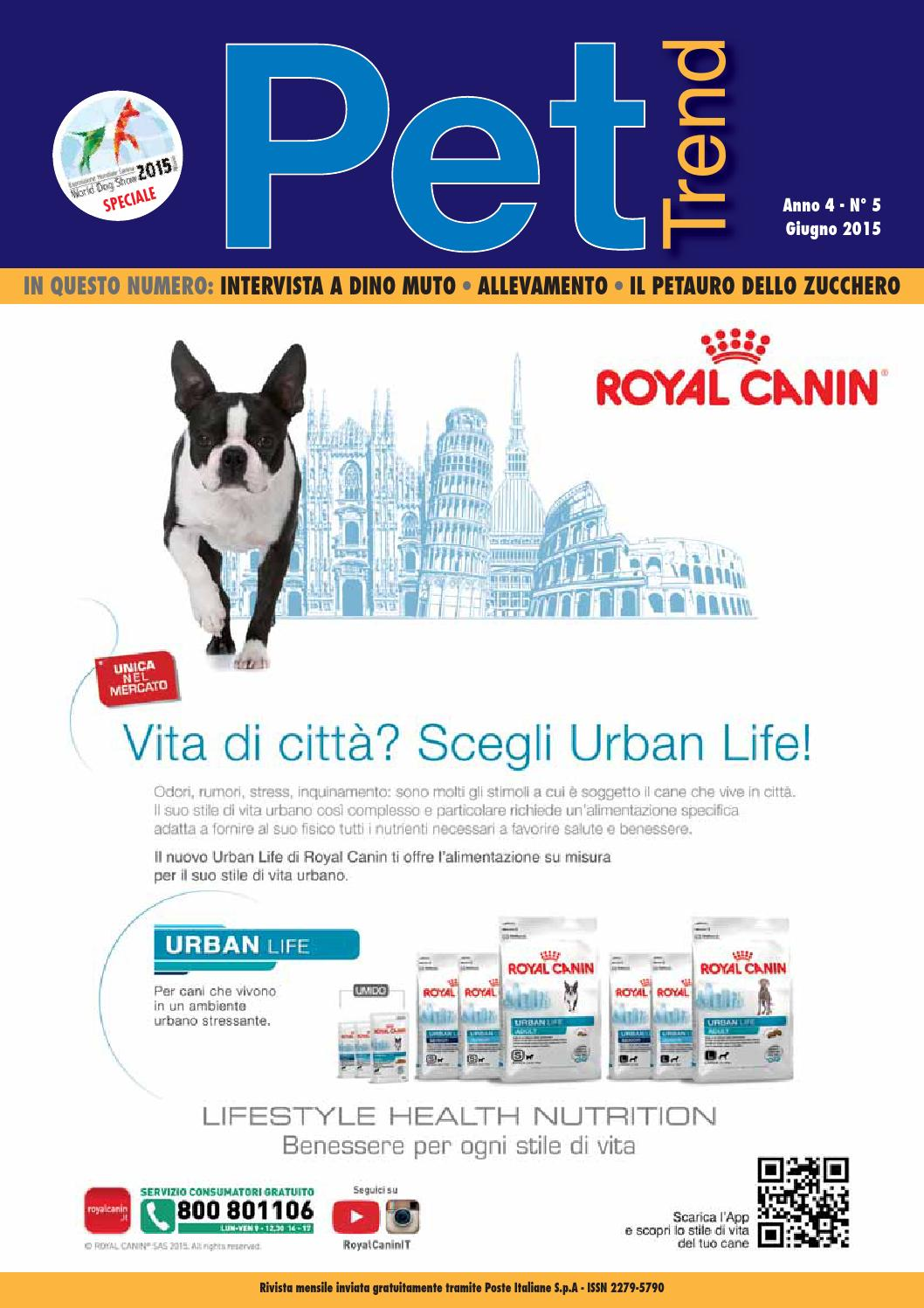 Pet Trend Giugno 2015 By E V Soc Cons A R L Issuu