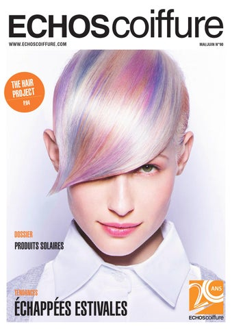 ECHOS Coiffure n°90 BE-FR by Eurobest Products - issuu 735ed943297