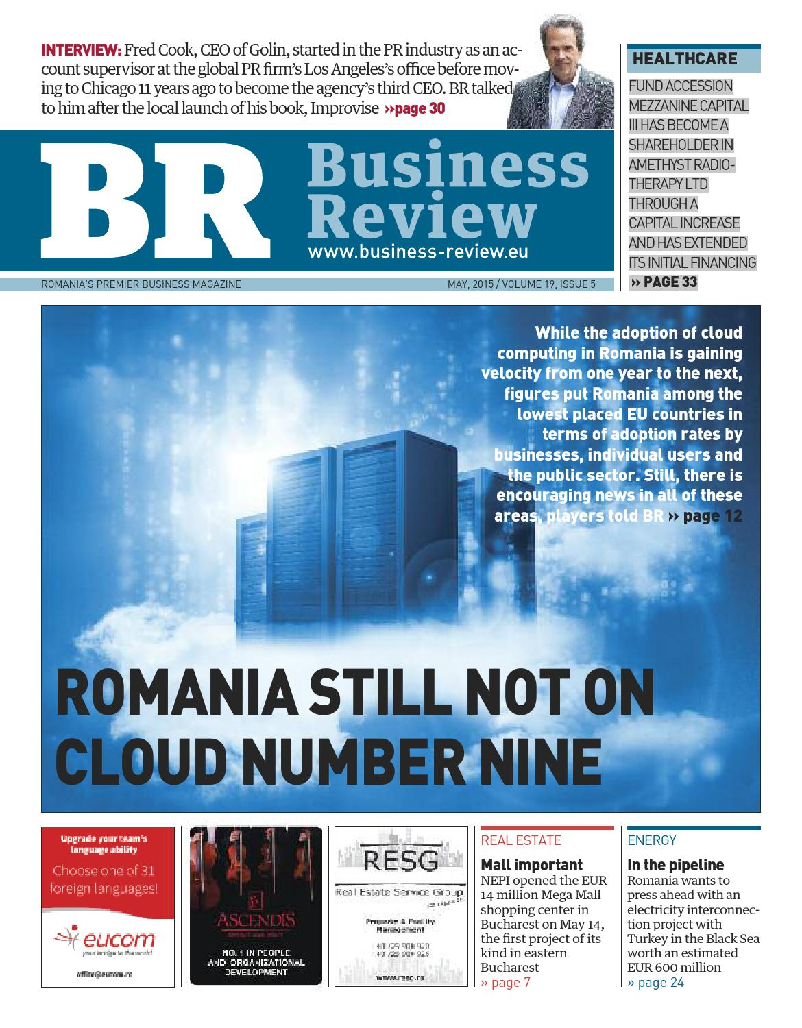 5/2015 by Business Review - issuu