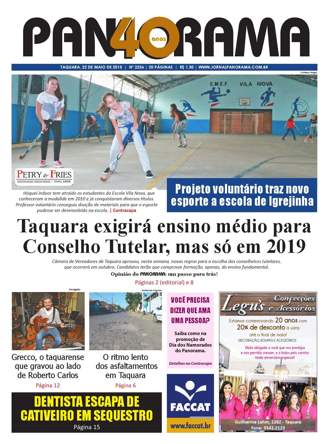 2236 by Jornal Panorama - issuu a59755b55e661