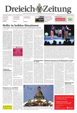 Dz online 022 15 h by Dreieich-Zeitung/Offenbach-Journal - issuu