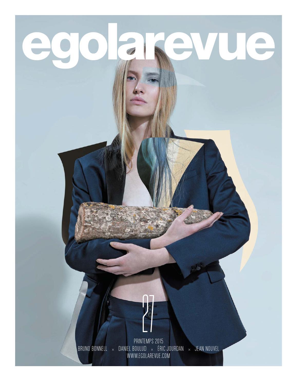 05945e9aa7b EGO LA REVUE n°27 by Sienne Design - issuu