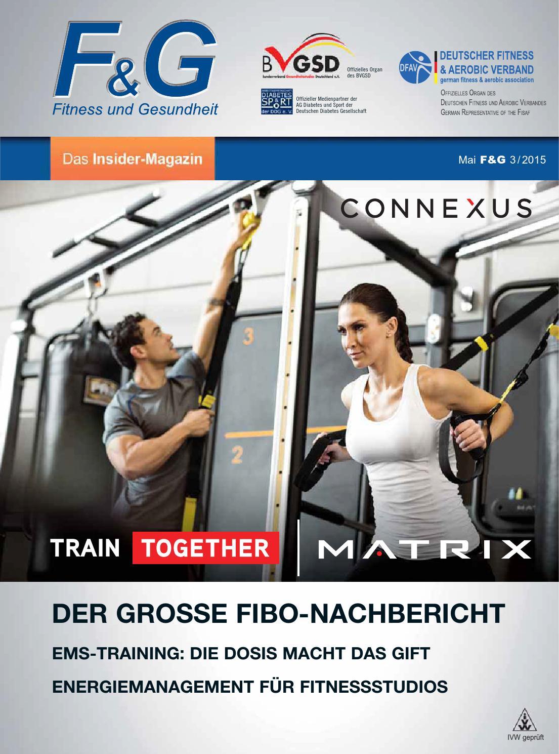 FG Magazin 3 15 By Media Verlag Celle GmbH Co KG