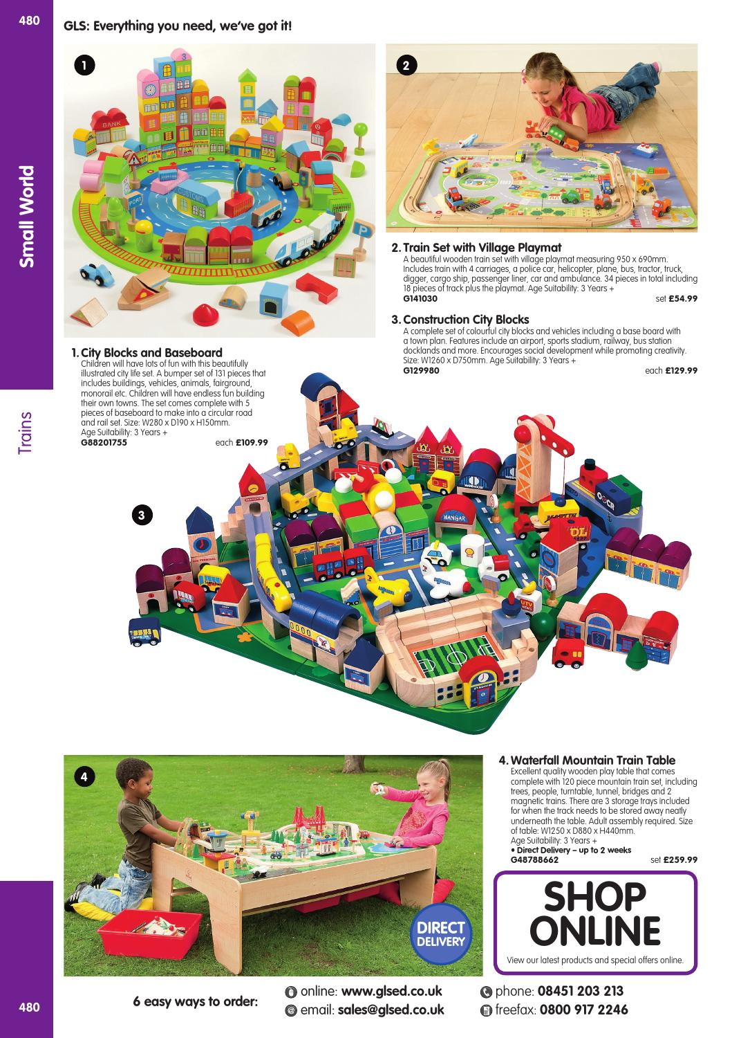GLS Educational Supplies Catalogue 2015/16 - Small World by