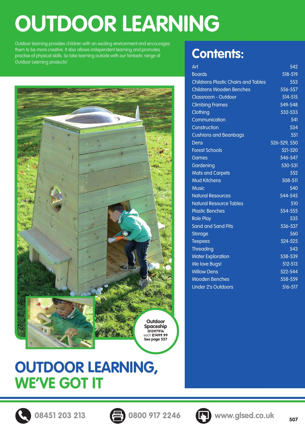 gls educational supplies catalogue 2015 16 outdoor learning by