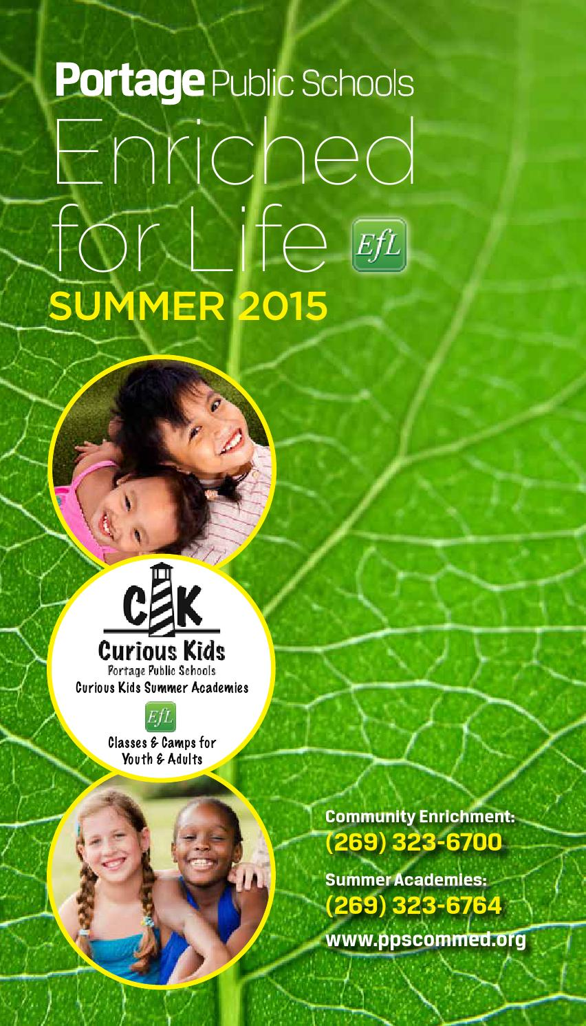 Pps Efl Amp Curious Kids Catalog Summer 2015 By Portage