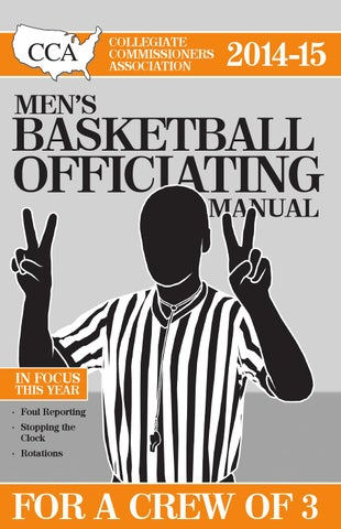 Cca basketball manual array 2014 15 cca men u0027s collegiate basketball officiating manual sample rh fandeluxe Images