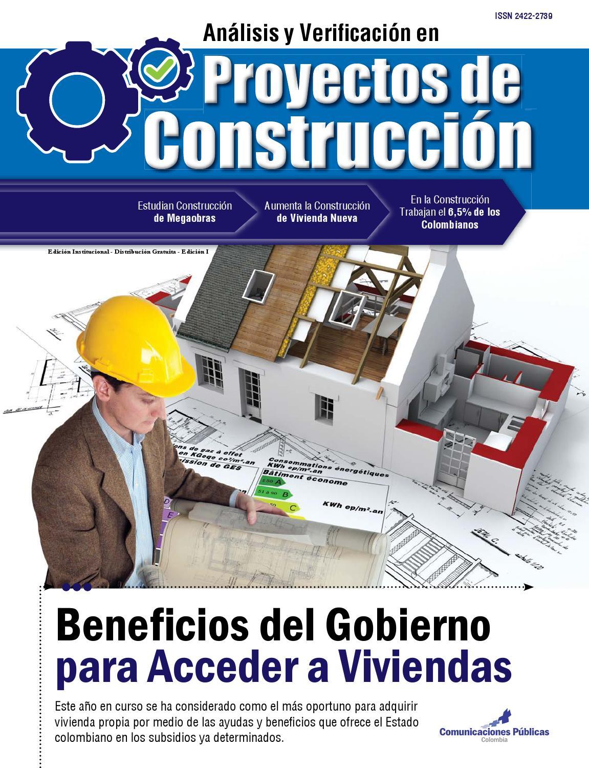 An Lisis Y Verificaci N En Proyectos De Construcci N By