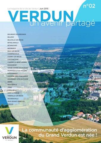 Verdun, un avenir partagé N°2 by Ville de Verdun et Communauté d ... 6fff3ccead86
