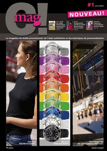 C!mag  1 by 656 Editions - issuu b8dc21557ff
