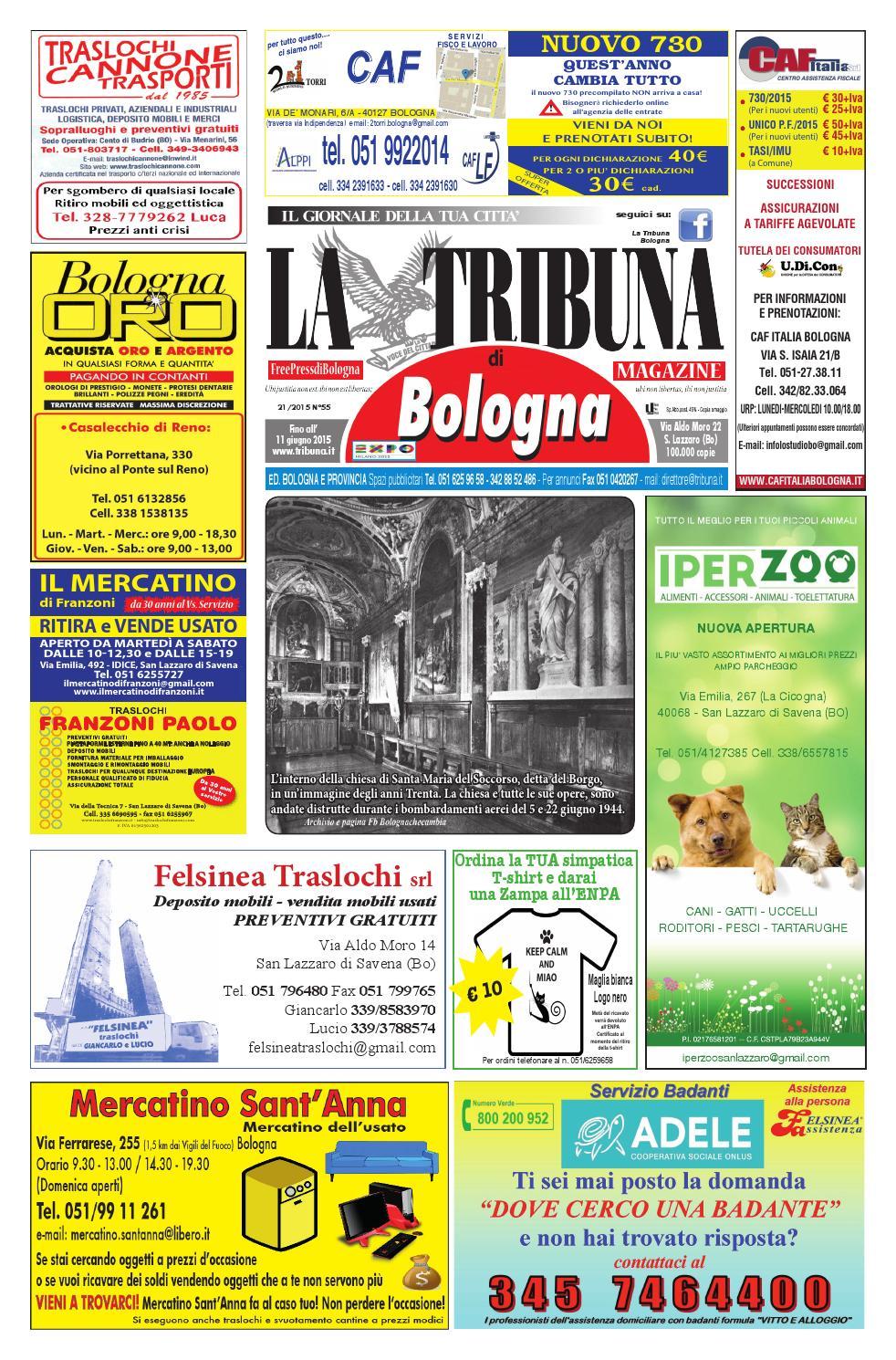 Tribuna n. 55 by La Tribuna srls - Issuu