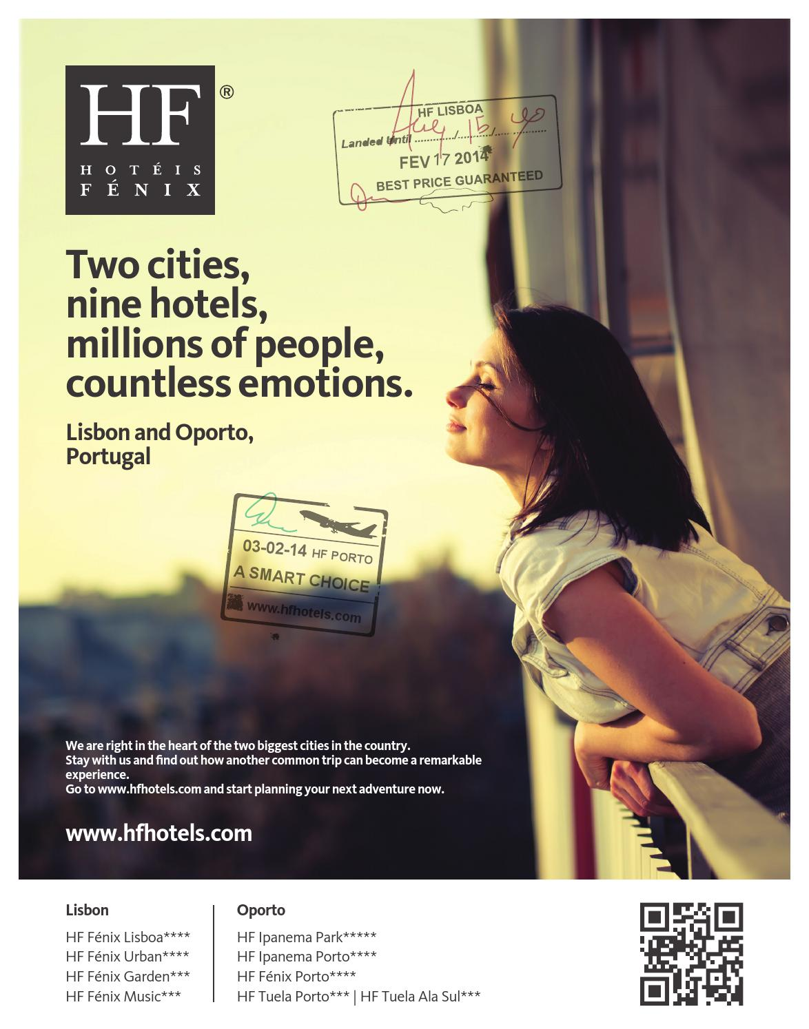 Hf Hot 233 Is F 233 Nix 10th Anniversary Print Ad By Hf Hotels