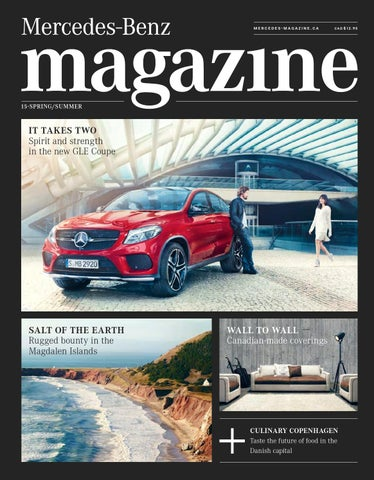 Mercedes-Benz magazine — Spring/Summer 2015 by Spafax - issuu